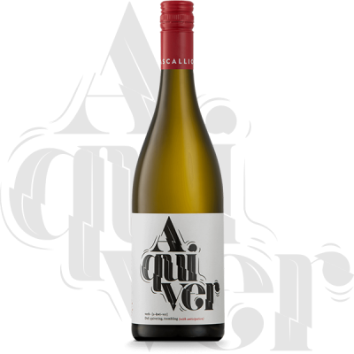 Aquiver: Chenin Blanc blend 2016