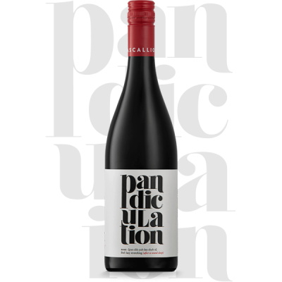 Pandiculation: Shiraz blend 2018
