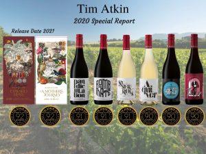 Thank you, Tim Atkin MW